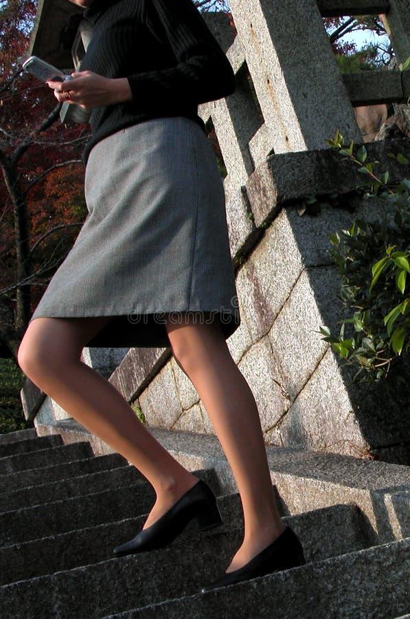 女商人 免版税库存图片