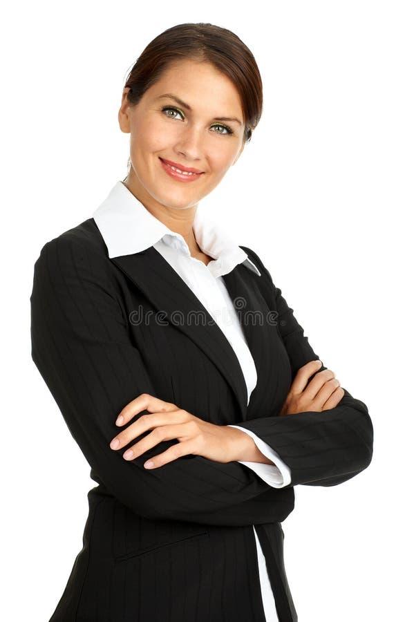 女商人 库存图片