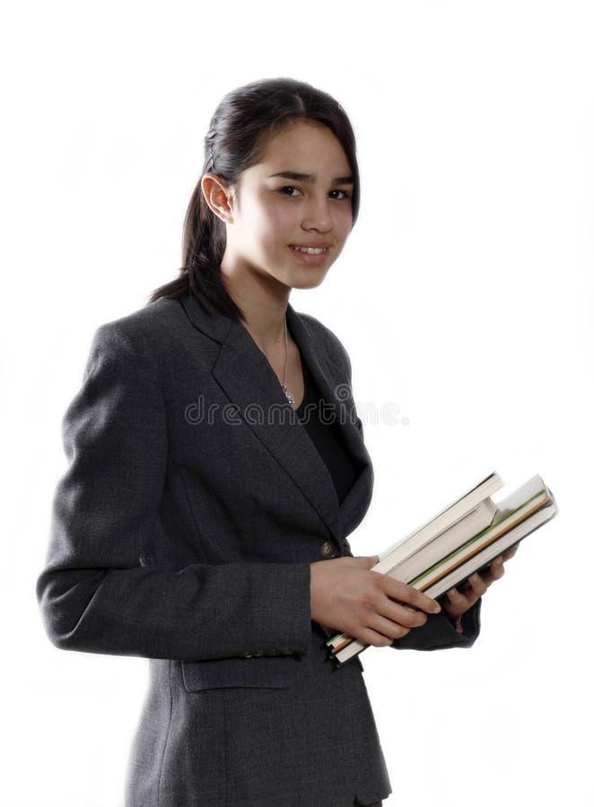 女学生大学 库存照片
