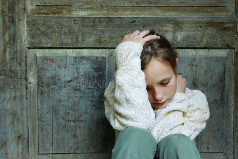 Download 女孩哀伤的一点 库存照片. 图片 包括有 女儿, 童年, 可爱, 关心, 女性, 痛苦, 白种人, 表达式 - 13631554