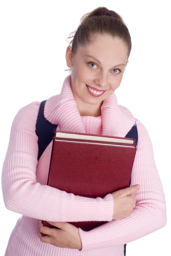 女孩学校 免版税图库摄影