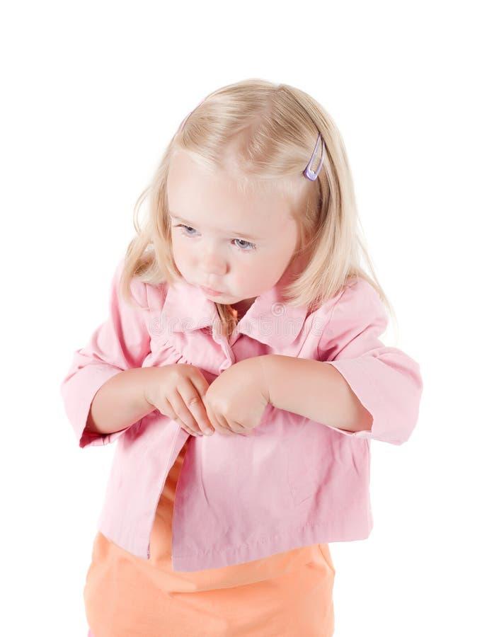 Download 女孩少许工作室 库存图片. 图片 包括有 乐趣, 表面, 查出, 少许, 女性, 白种人, 纵向, 可爱 - 15690939