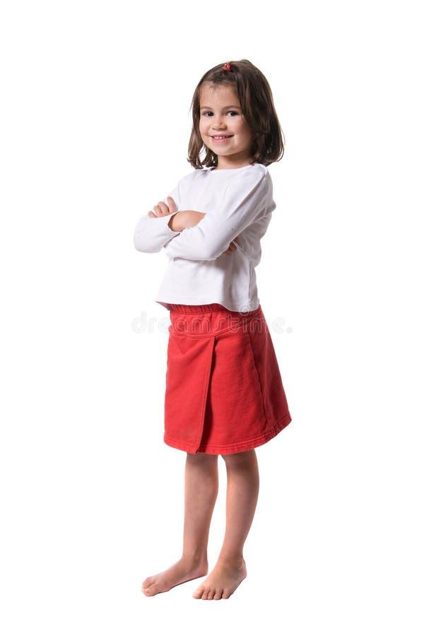 女孩年轻人 库存图片