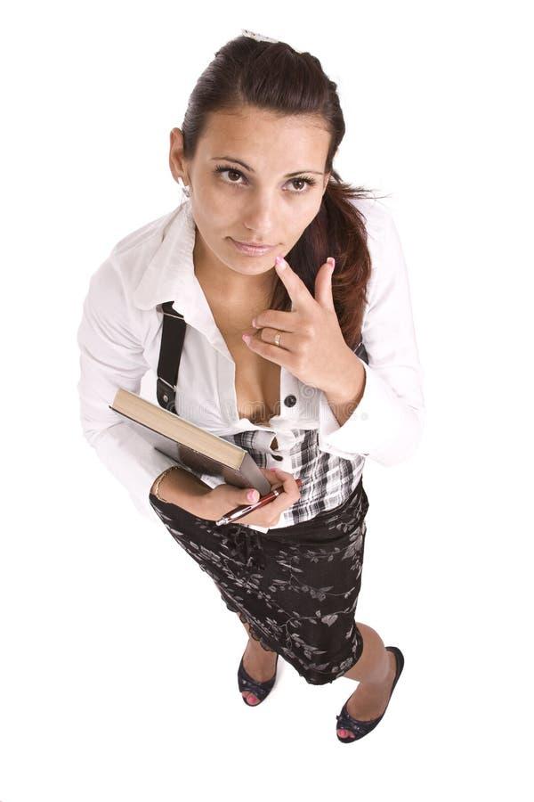 Download 女孩微笑的学员 库存照片. 图片 包括有 暂挂, 脸色, 商业, 人力, 查出, 迷住, 关闭, 女孩, 高雅 - 15691714