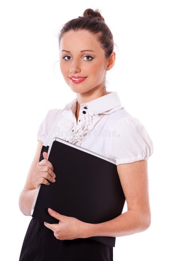 女实业家身分 免版税库存图片