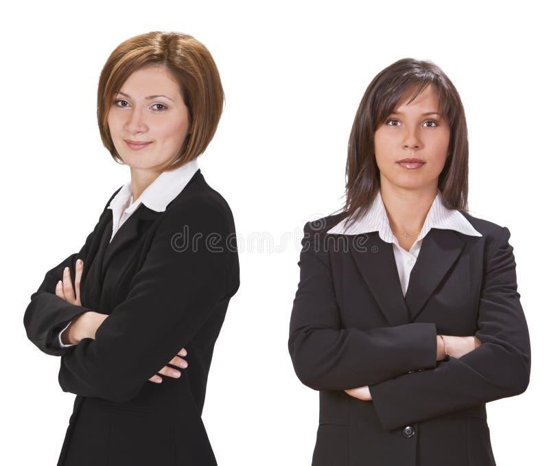 女实业家 库存照片