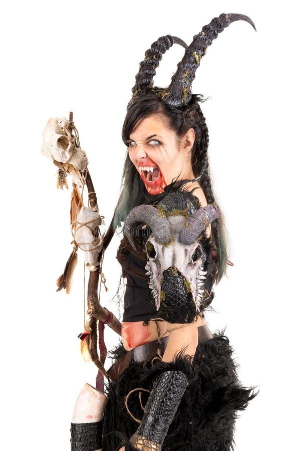 女巫 免版税库存图片