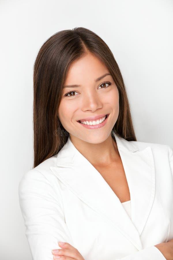女性专业年轻人 免版税图库摄影
