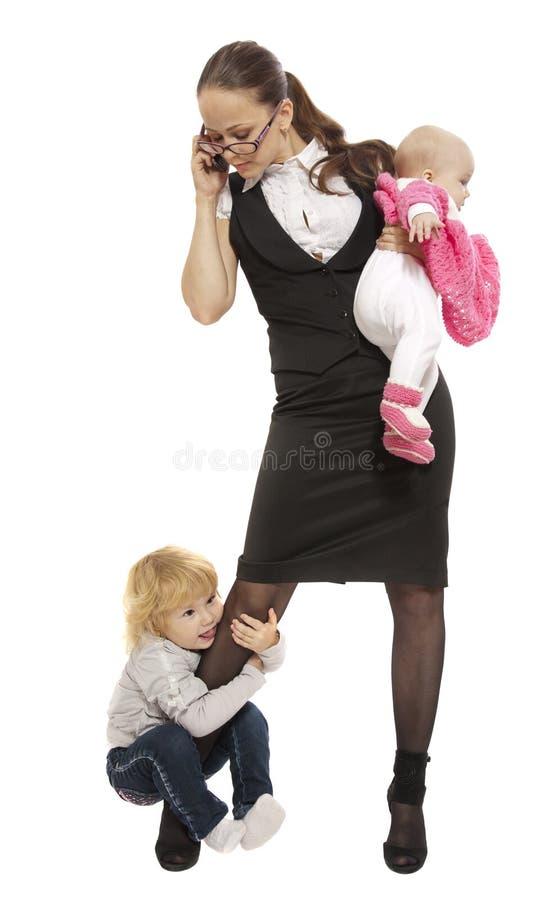 女性共用 图库摄影