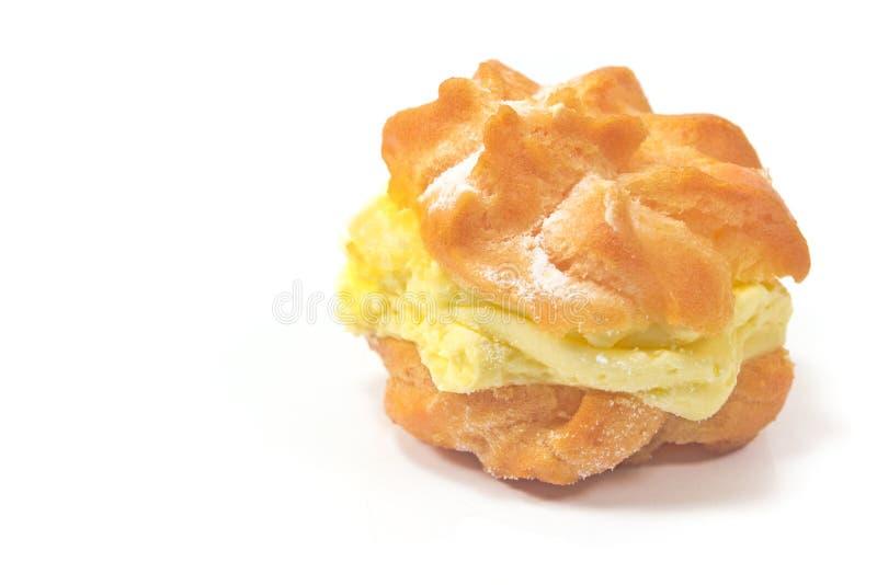 奶油饼 免版税库存照片