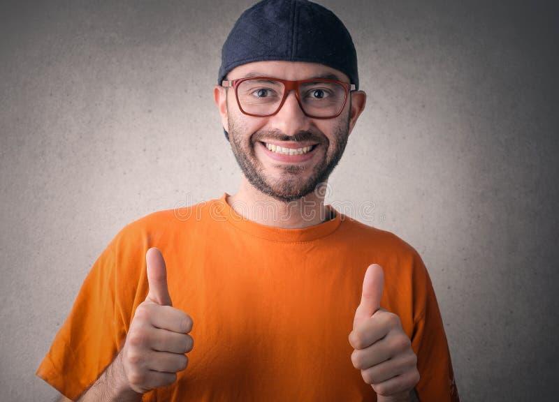 好微笑 免版税图库摄影