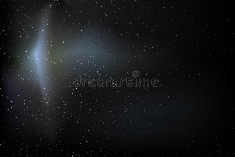 好的宇宙背景 库存图片