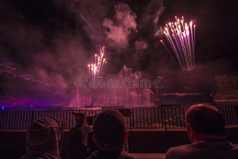 好莱坞演播室-华特・迪士尼世界- Orlando/FL 免版税库存照片
