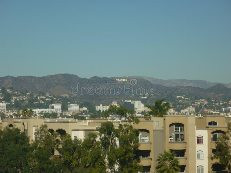 好莱坞 免版税库存图片