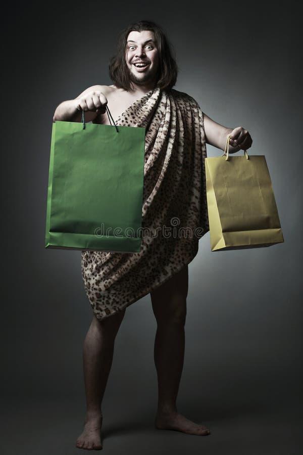 好购物 免版税库存图片