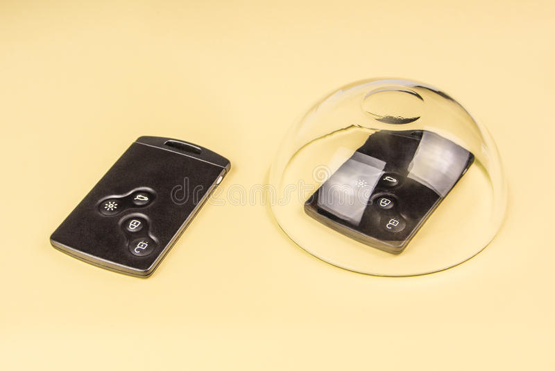 如何保护您的汽车 图库摄影