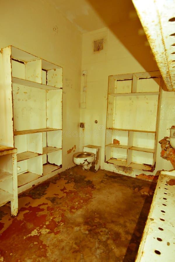 如毛刷山状态监狱记忆 免版税库存图片