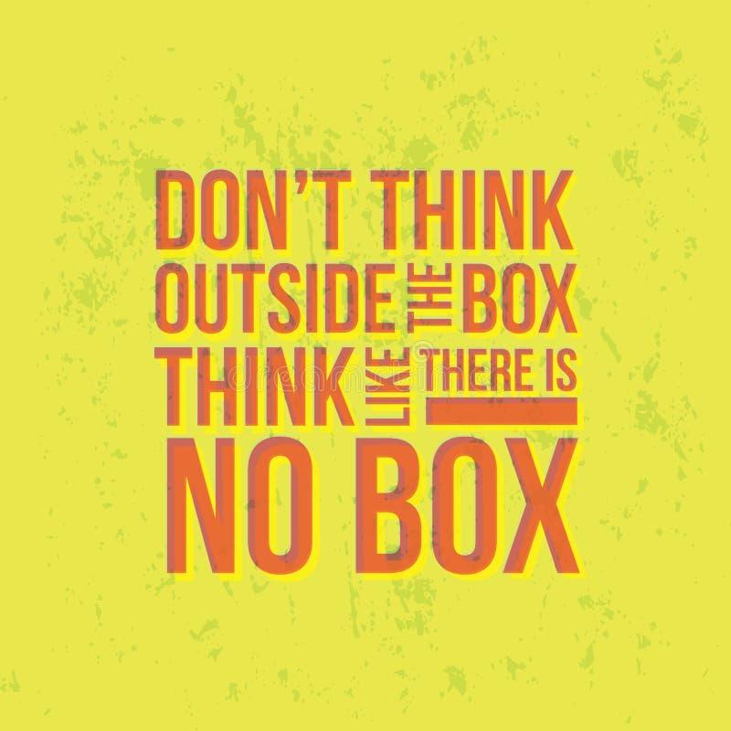 如没有箱子,不要在箱子之外认为认为 皇族释放例证