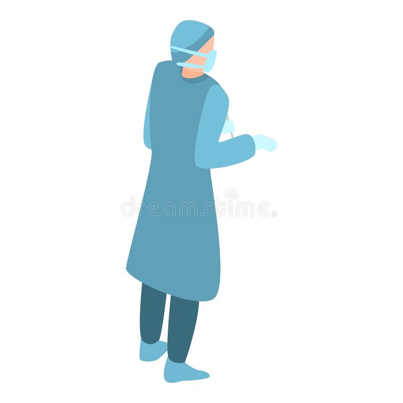 妇女外科象,等量样式 皇族释放例证