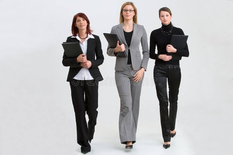 妇女工作 库存图片