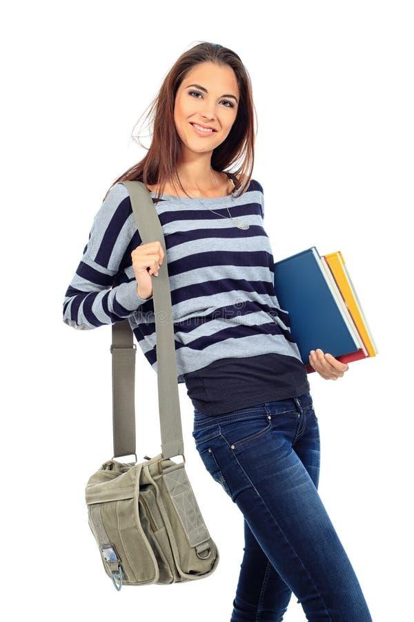 Download 妇女年轻人 库存照片. 图片 包括有 诱饵, 冷静, 室内, 女性, 学生, 相当, 聪明, 幸福, 女孩 - 22355936