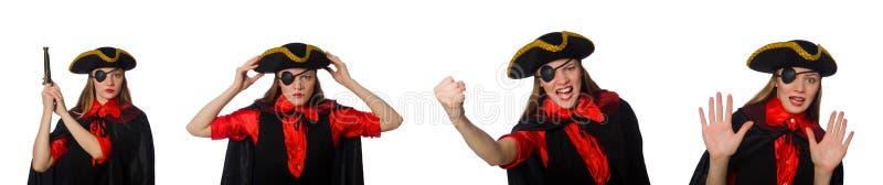 Download 妇女海盗以在白色的各种各样的概念 库存照片. 图片 包括有 历史, beautifuler, 副词, 狂欢节 - 72364276