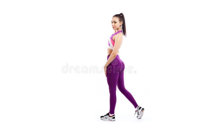 妇女的体育锻炼 库存图片