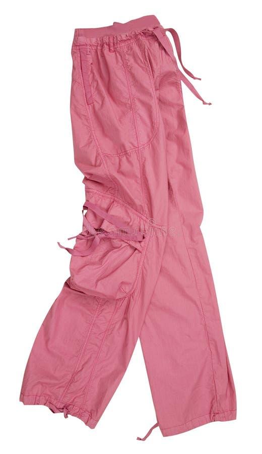 妇女裤子 免版税库存图片