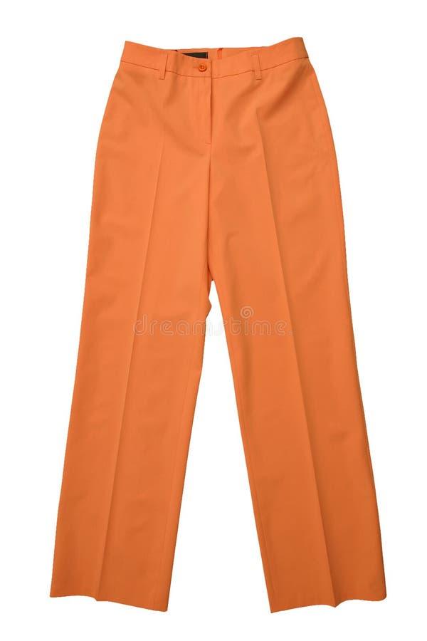 妇女裤子 免版税图库摄影