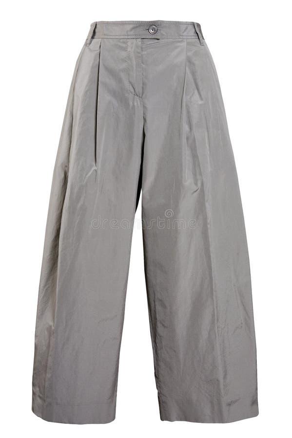妇女裤子 免版税库存照片