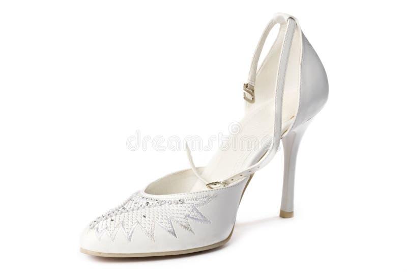 妇女鞋子 免版税图库摄影