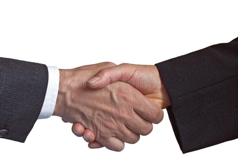 委托的信号交换合伙企业 免版税库存图片