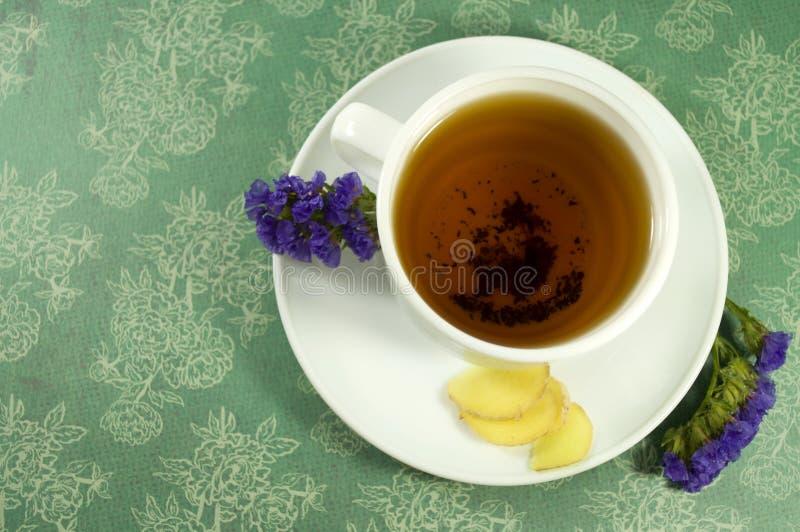 姜茶 库存图片
