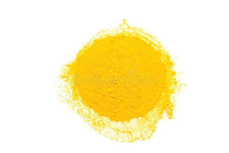 姜黄-姜黄香料 库存照片