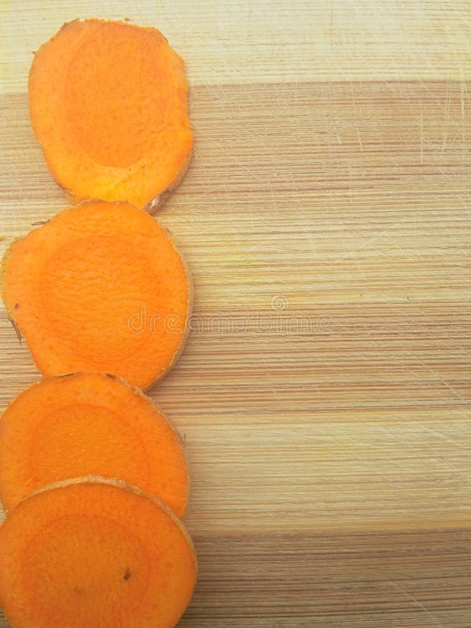 姜黄根茎编结线 库存照片