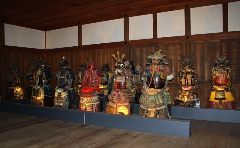 姬路城堡日本 免版税库存图片