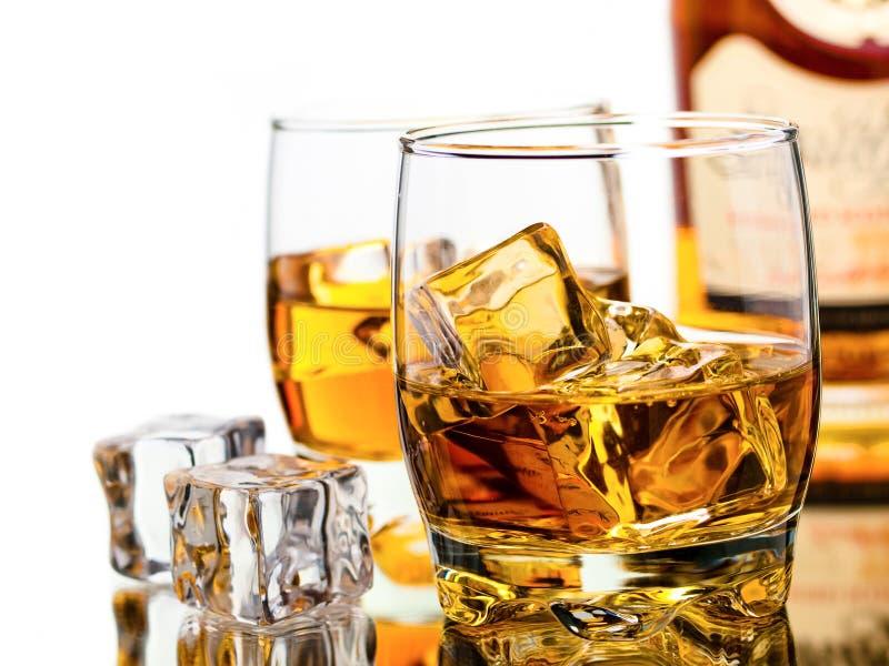 威士忌酒 免版税图库摄影