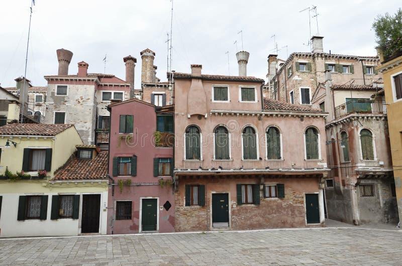 威尼斯园地细节  免版税库存照片