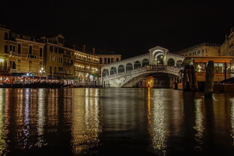 威尼斯在意大利,城市的建筑学 库存照片