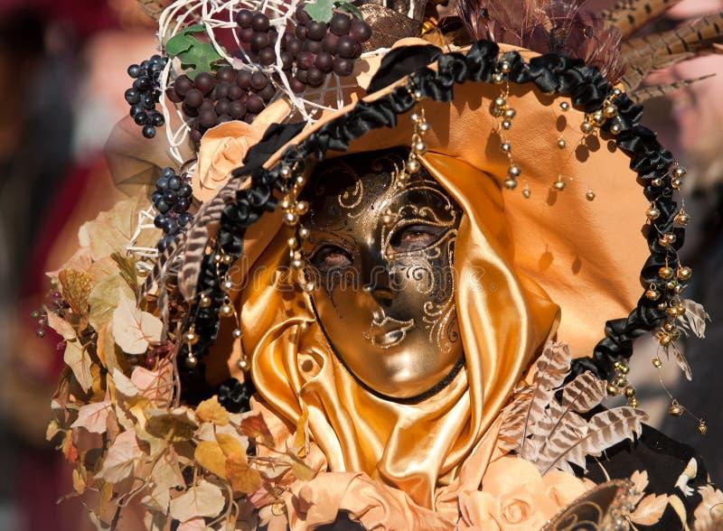 威尼斯女孩 免版税图库摄影