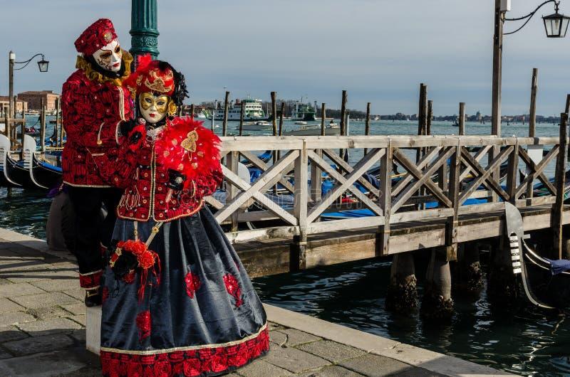 威尼斯屏蔽 免版税库存照片