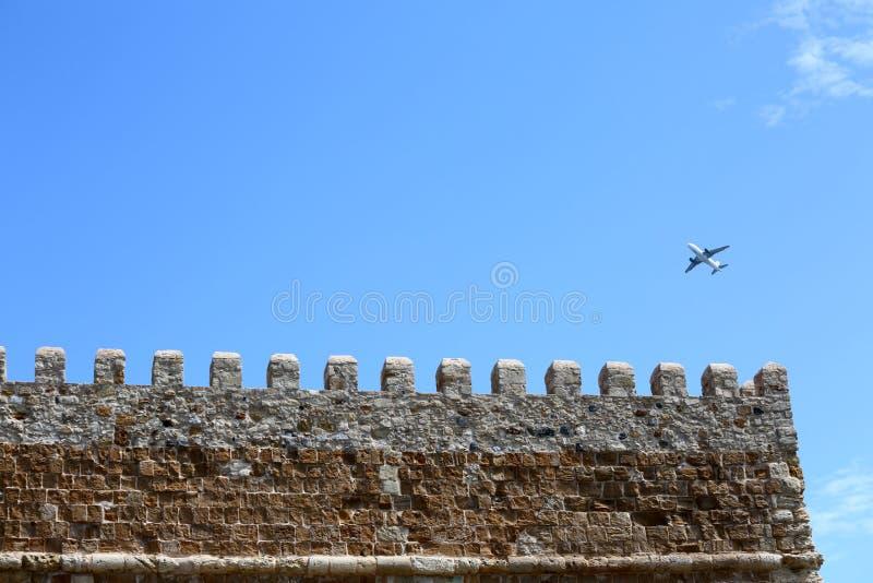 威尼斯式堡垒Koules 图库摄影