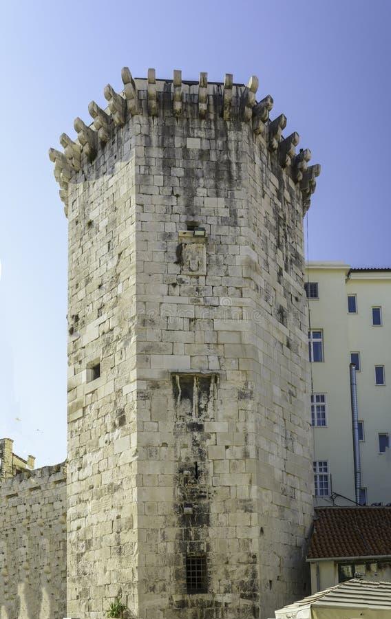 威尼斯式塔 免版税库存照片