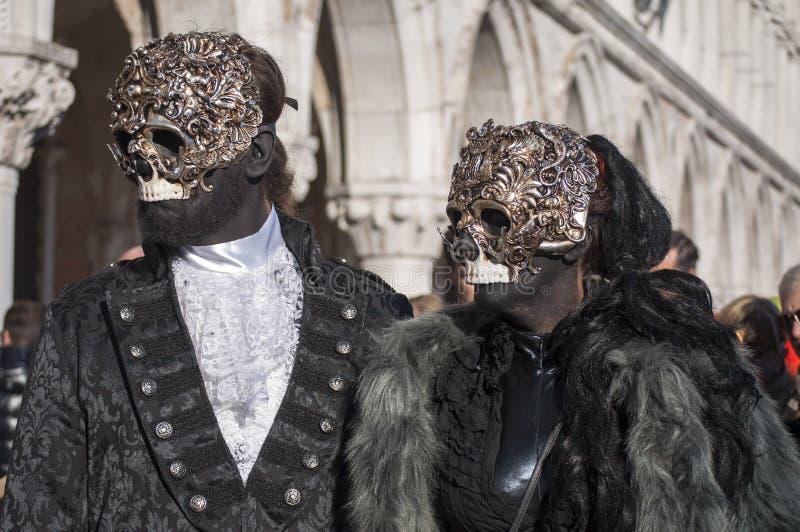 威尼斯式狂欢节2013 免版税库存照片