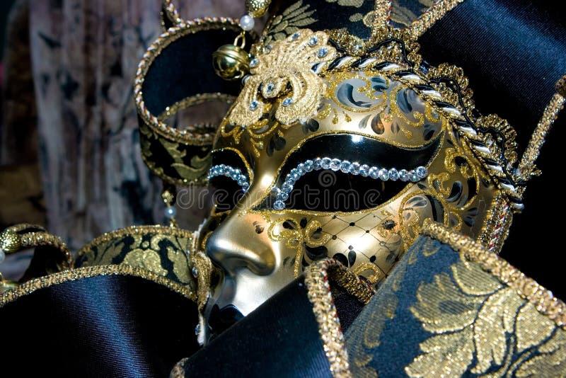 威尼斯式的屏蔽 免版税图库摄影