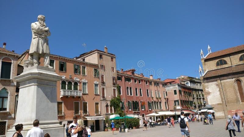 威尼斯意大利秀丽地方 免版税库存照片