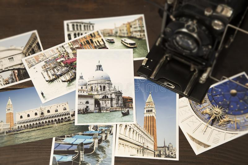 威尼斯照片 库存照片