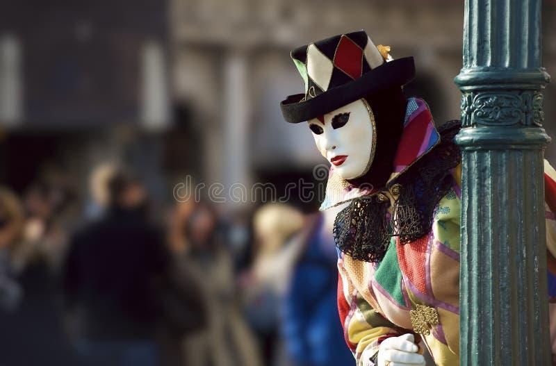威尼斯狂欢节2010 000099 图库摄影