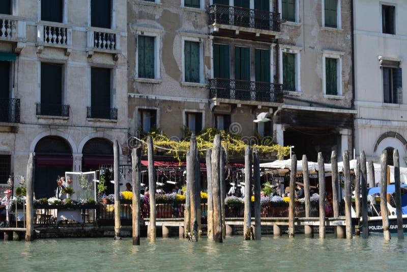 威尼斯秀丽  免版税库存图片