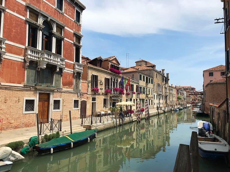 威尼斯秀丽 免版税库存照片